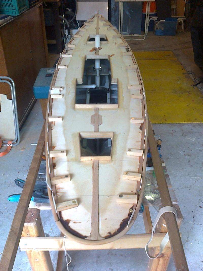 MEZUA proto voilier de type classique Photo010