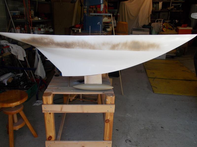 MEZUA proto voilier de type classique Projet10