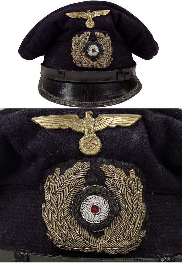 Casquette Officier Marinier KM Nco_vi11