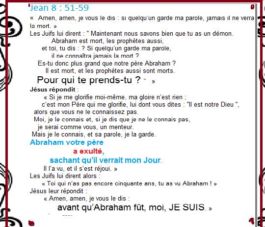 La Bonne Nouvelle du Christ annoncée à tous les Peuples. - Page 25 Jean_811