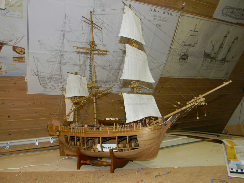 HMS Bounty 1:46 delPrado Ausg_911