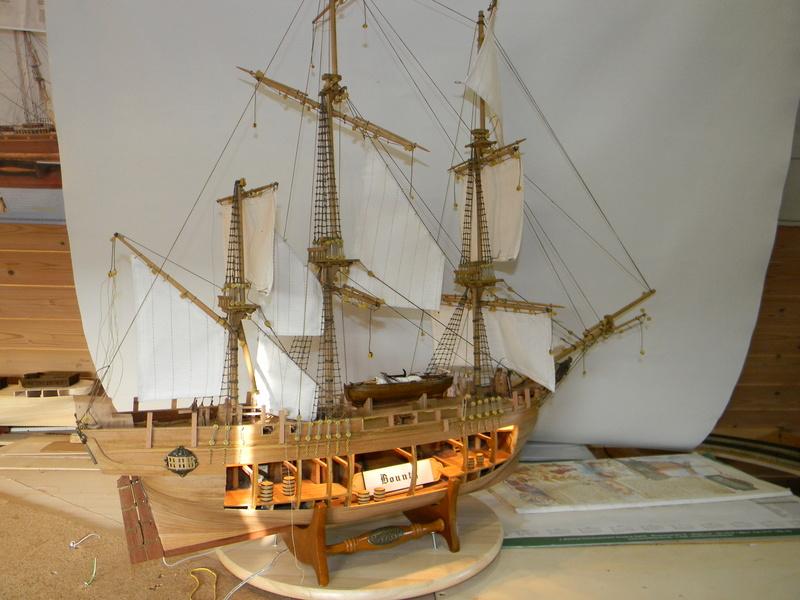 HMS Bounty 1:46 delPrado Ausg_912