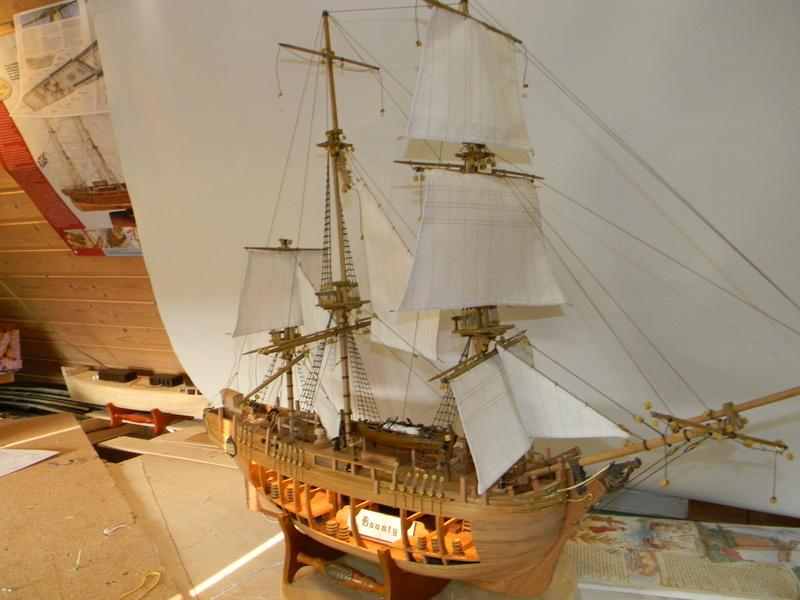HMS Bounty 1:46 delPrado Ausg_913