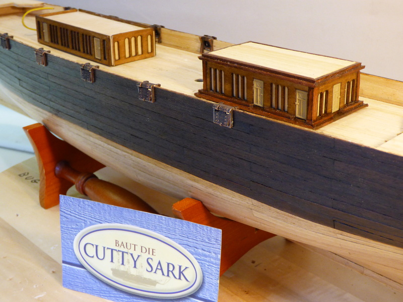 Meine Cutty Sark von delPrado wird gebaut - Seite 3 Deck_211