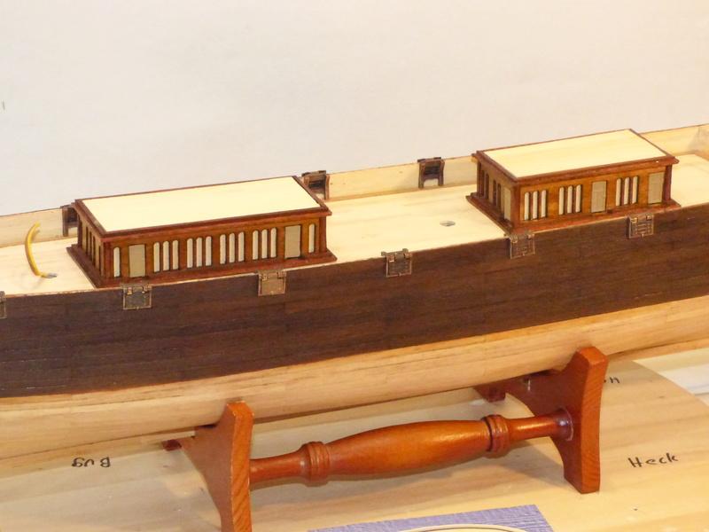 Meine Cutty Sark von delPrado wird gebaut - Seite 3 Deck_215