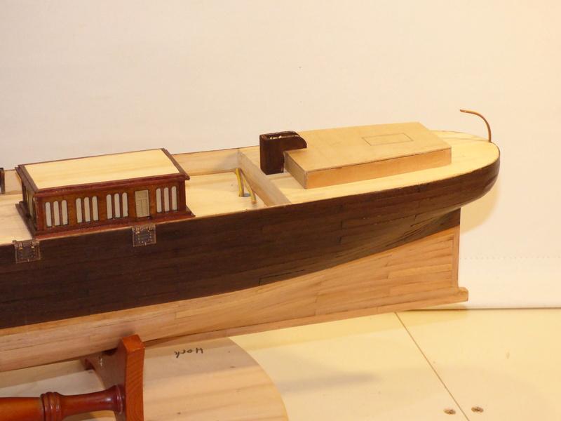 Meine Cutty Sark von delPrado wird gebaut - Seite 3 Deck_610