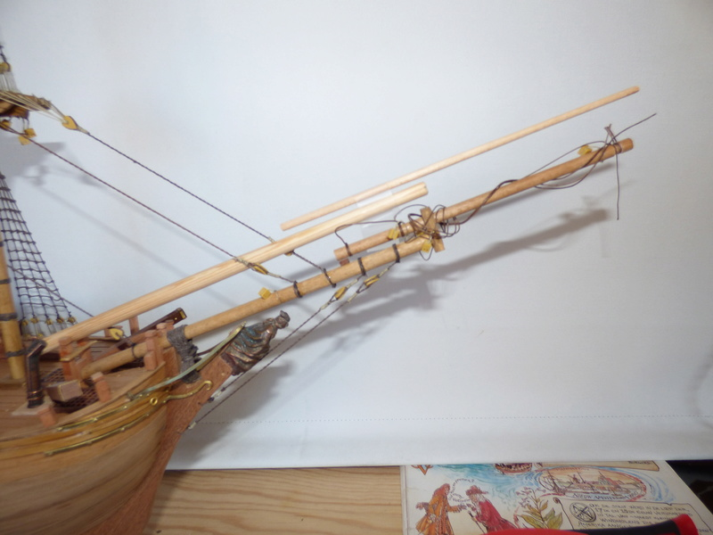 HMS Bounty 1:46 delPrado P1000414