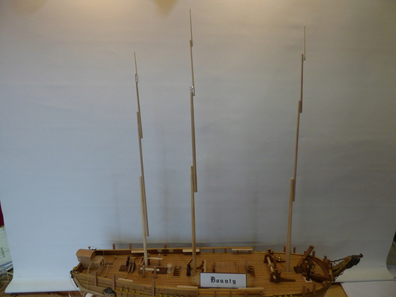 HMS Bounty 1:46 delPrado - Seite 2 P1000416