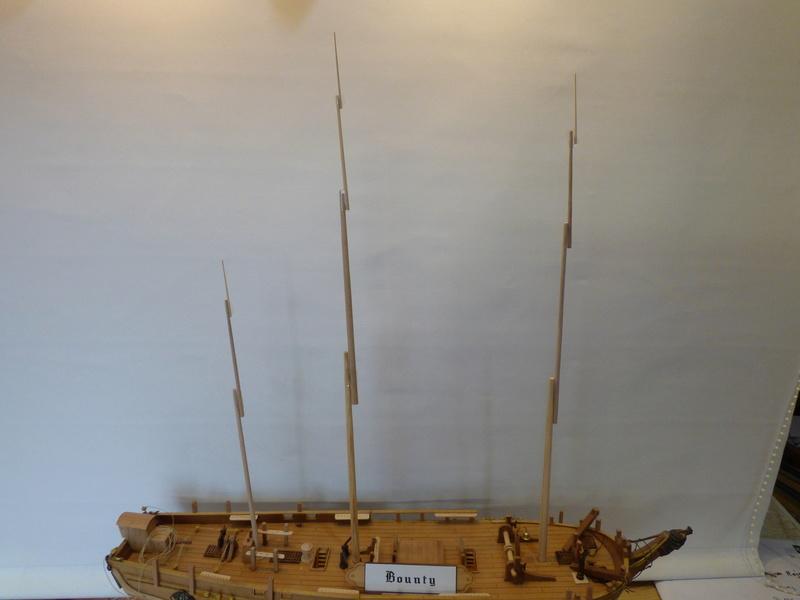 HMS Bounty 1:46 delPrado - Seite 2 P1000417