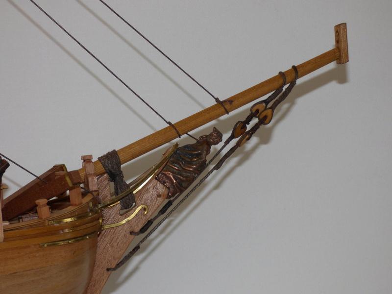 HMS Bounty 1:46 delPrado - Seite 3 P1000621