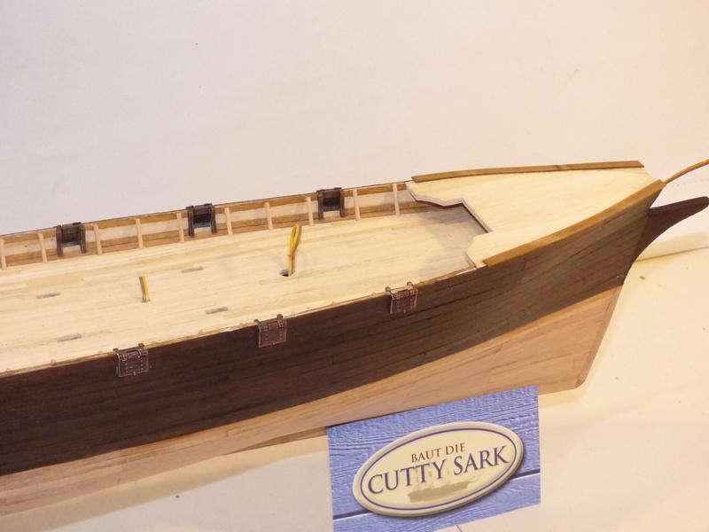 Meine Cutty Sark von delPrado wird gebaut - Seite 3 Rumpf_10