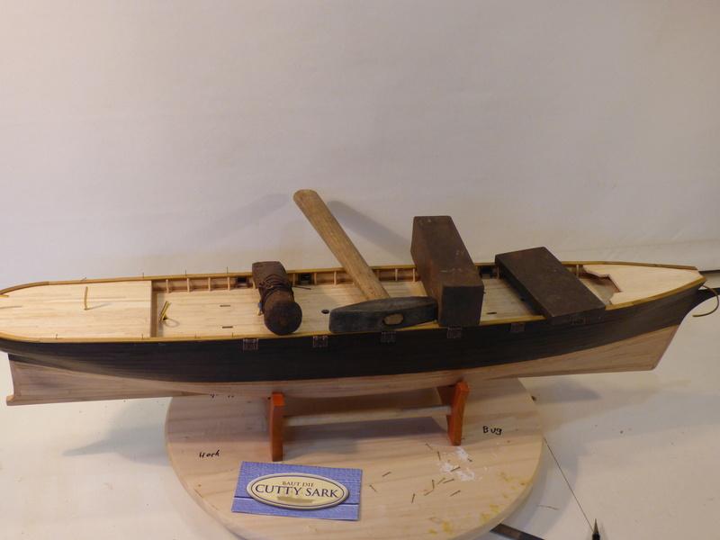 Meine Cutty Sark von delPrado wird gebaut - Seite 3 Rumpf_11