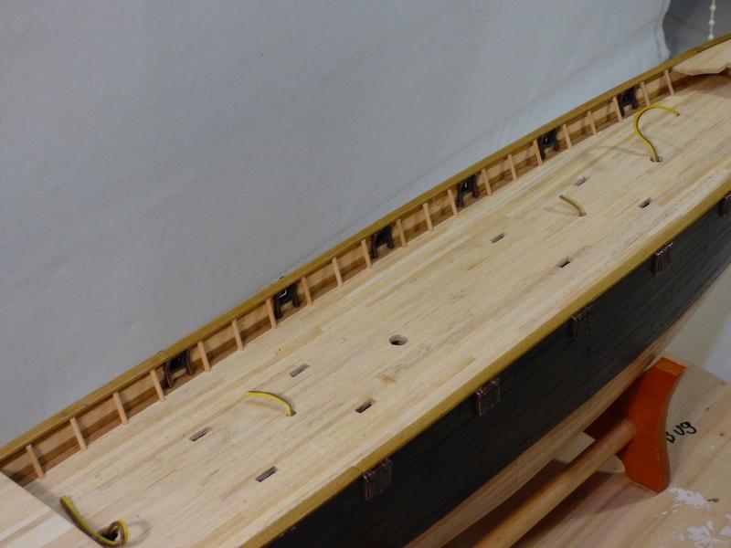 Meine Cutty Sark von delPrado wird gebaut - Seite 3 Rumpf_12
