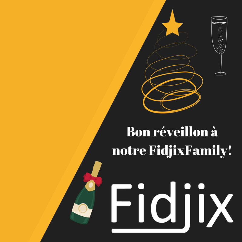 Bon réveillon et heureuse année 2018 Fidjix10