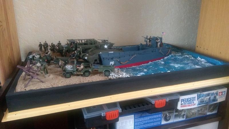 Diorama militaire normandie 1944 Img_2015