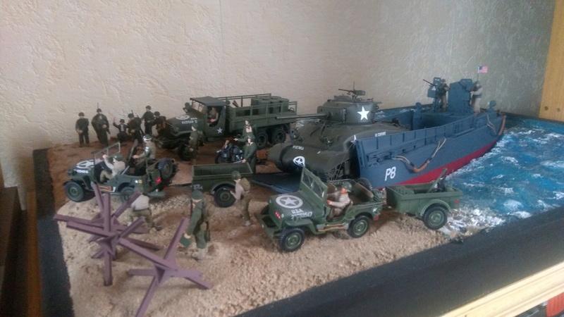Diorama militaire normandie 1944 Img_2016