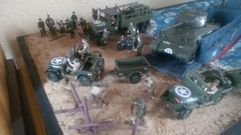 Diorama militaire normandie 1944 Img_2017