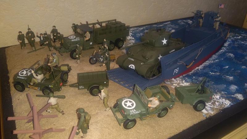 Diorama militaire normandie 1944 Img_2018