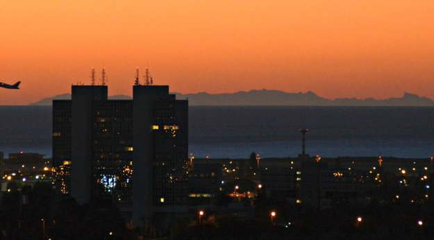 Ce matin on voyait la Corse du continent. 76274710