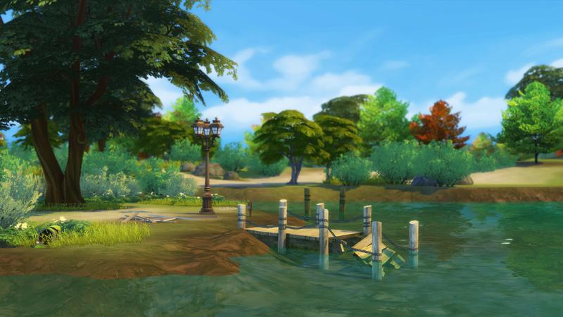 [Animation] Alice à la clairière forestière 137