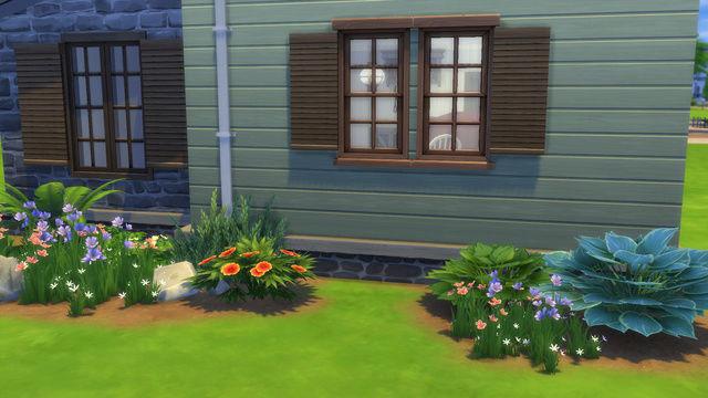 [Création Sims 4] Astuces déco et construction sans cc 21-04-11