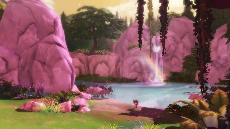 [Animation] Alice à la clairière forestière 236