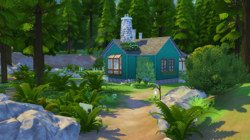[Animation] Alice à la clairière forestière 436
