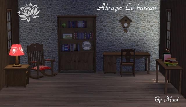 Les téléchargements sur Sims Artists - Page 35 Alpage14