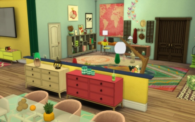 Les téléchargements sur Sims Artists - Page 36 Appart10