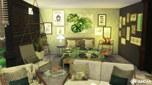 Les téléchargements sur Sims Artists - Page 35 Chambr11