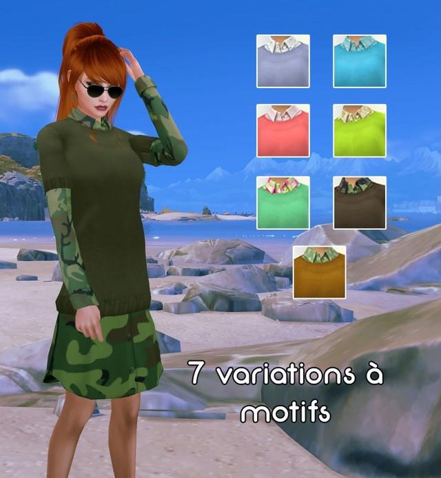 Les téléchargements sur Sims Artists - Page 36 Chemis10