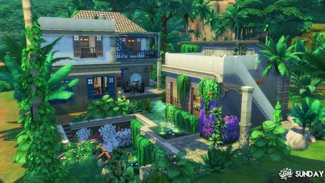 Les téléchargements sur Sims Artists - Page 35 Exteri14