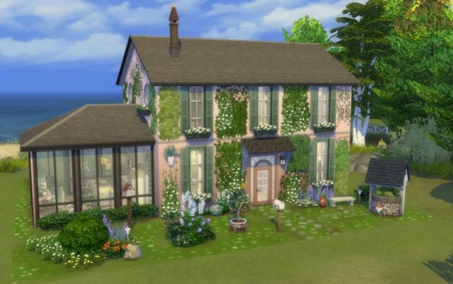 Les téléchargements sur Sims Artists - Page 35 Maison10