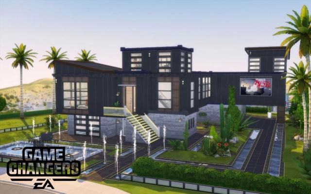 Les téléchargements sur Sims Artists - Page 38 Maison11