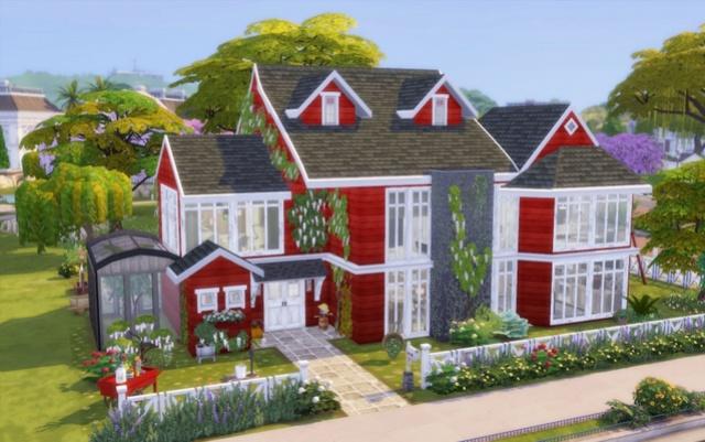 Les téléchargements sur Sims Artists - Page 38 Maison12