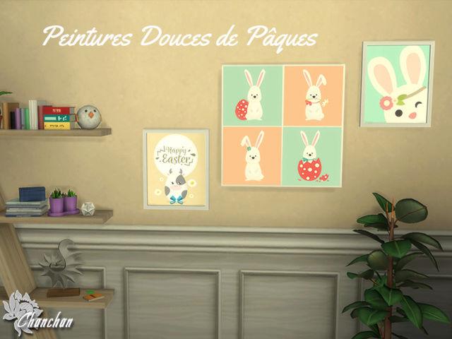 Les téléchargements sur Sims Artists - Page 36 Peintu10