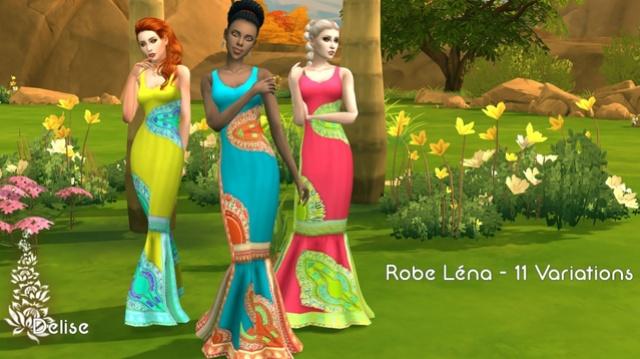 Les téléchargements sur Sims Artists - Page 36 Presen13