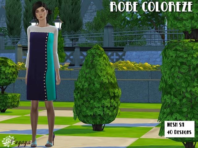 Les téléchargements sur Sims Artists - Page 36 Robe-c10