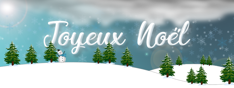 [Nowel 2017] Joyeux Noël ! Slider10