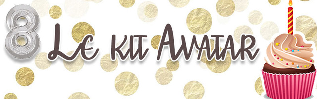 [Anniversaire] Kit avatar Slider20