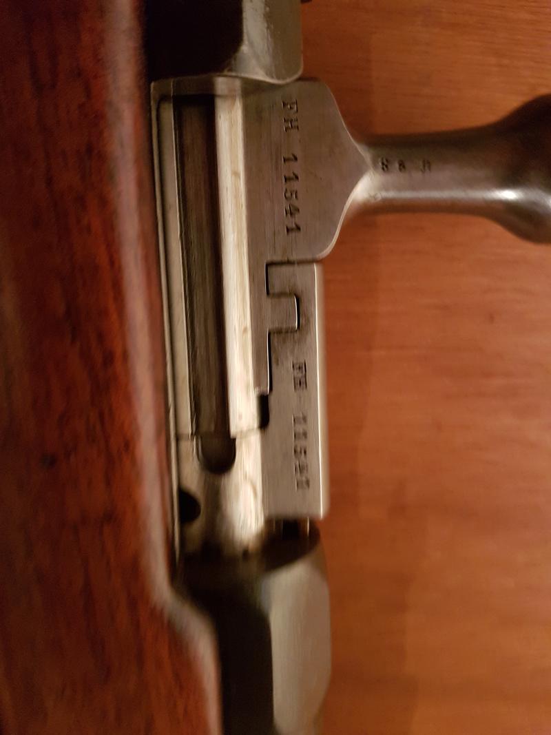 Fusil d'infanterie gras modèle 1866-74 20180318