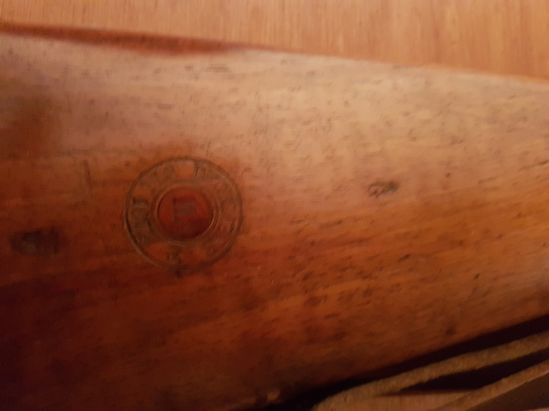 Fusil d'infanterie gras modèle 1866-74 20180320