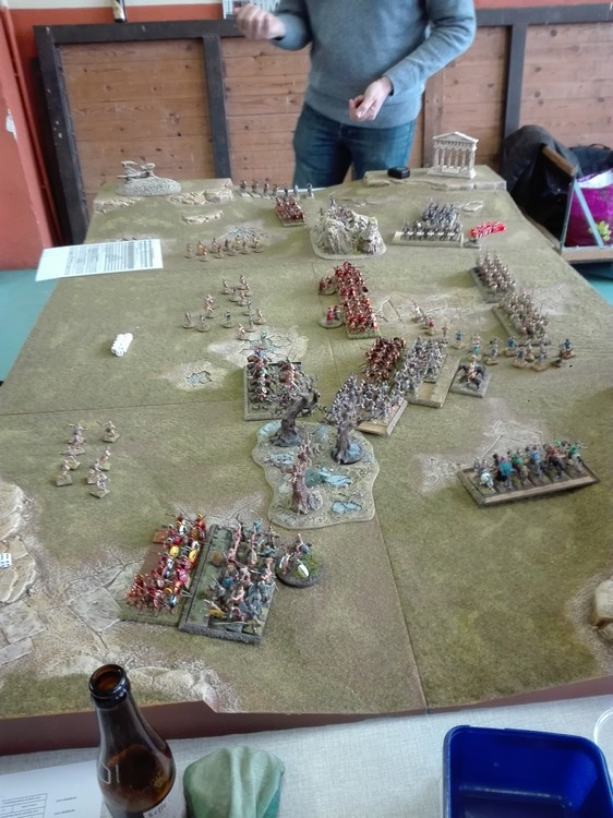18 Mars 2018 Wargaming Day aux compagnies d'ordonnance - Page 3 Img_2035