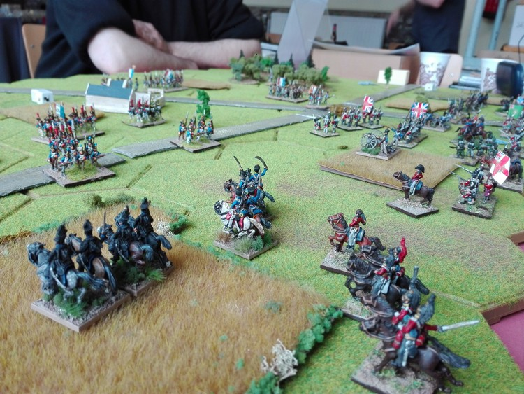 18 Mars 2018 Wargaming Day aux compagnies d'ordonnance - Page 3 Img_2036