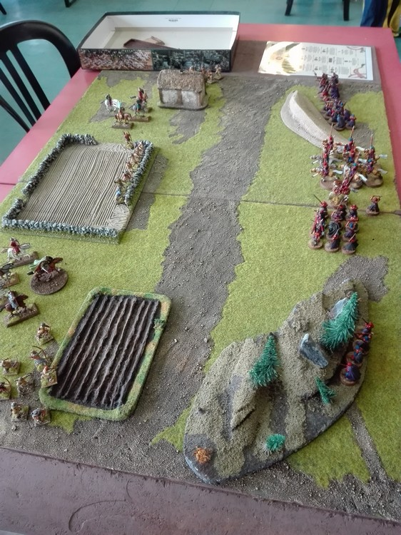 18 Mars 2018 Wargaming Day aux compagnies d'ordonnance - Page 3 Img_2037