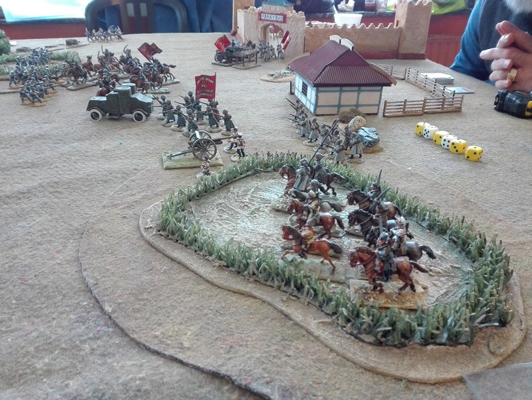 18 Mars 2018 Wargaming Day aux compagnies d'ordonnance - Page 3 Img_2038