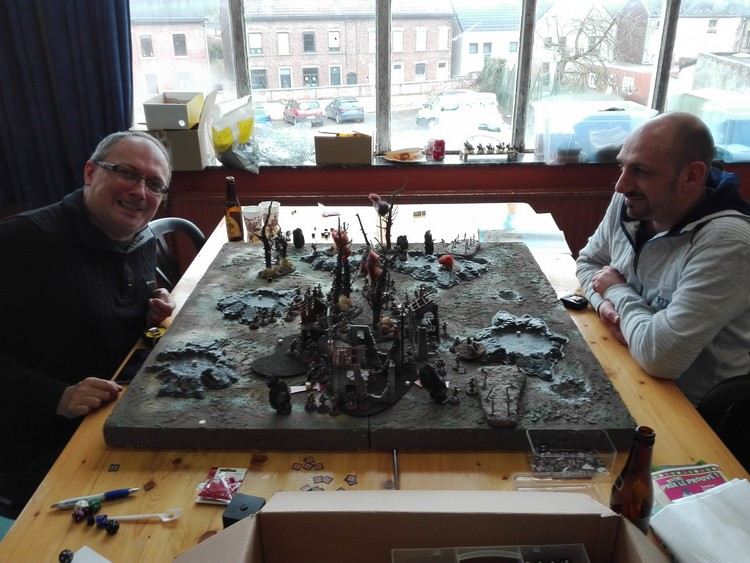 18 Mars 2018 Wargaming Day aux compagnies d'ordonnance - Page 3 Img_2039