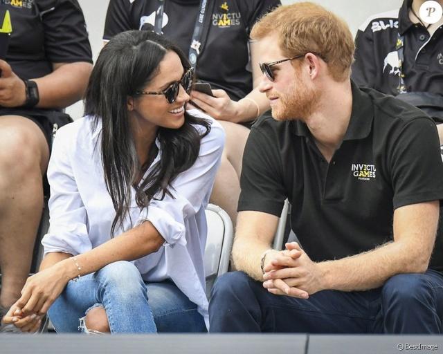 Prince Harry & Meghan Markle  36857810