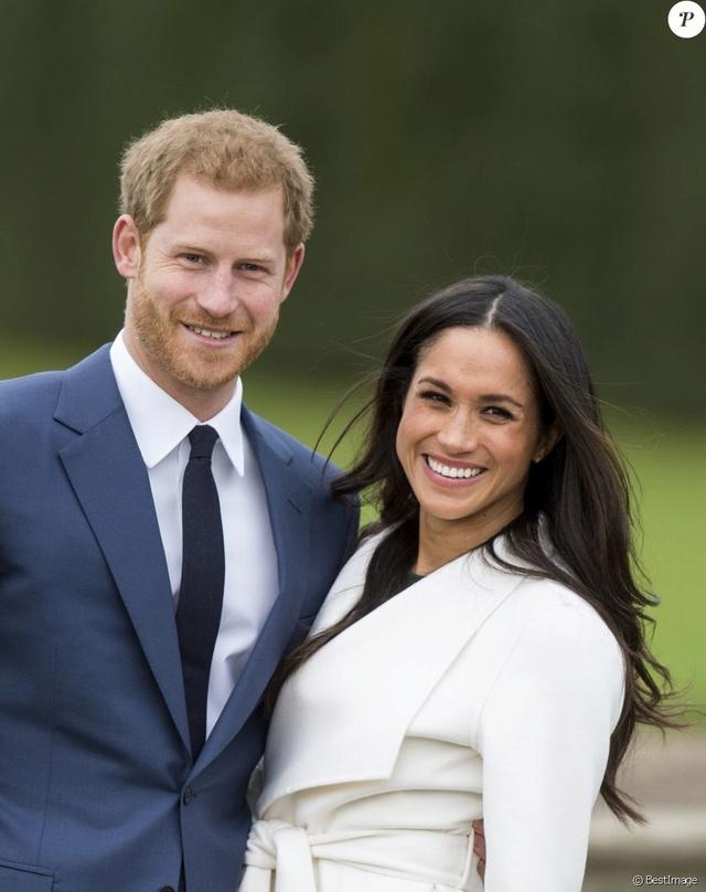 Prince Harry & Meghan Markle  36867110