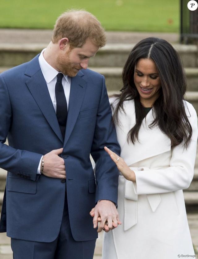 Prince Harry & Meghan Markle  36867111